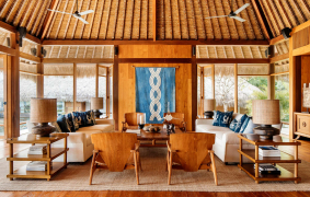 Raja Mandaka Livingroom by Read McKendree